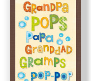 89 Blank Father S Day Card Templates For Grandpa in Word for Father S Day Card Templates For Grandpa