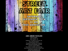 89 Create Art Show Flyer Template Free in Word with Art Show Flyer Template Free