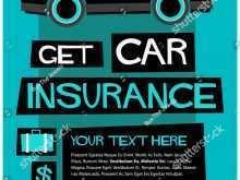 89 Create Auto Insurance Flyer Template PSD File for Auto Insurance Flyer Template