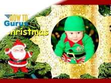 89 Creating Baby Christmas Card Template For Free for Baby Christmas Card Template