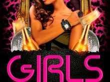 89 Creating Ladies Night Flyer Template Free in Word with Ladies Night Flyer Template Free