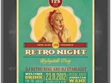 89 Creating Vintage Flyer Template in Photoshop for Vintage Flyer Template