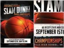 89 Creative Basketball Flyer Template Word Maker by Basketball Flyer Template Word