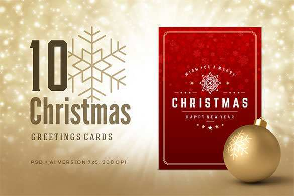 89 Creative Christmas Card Templates Psd For Free by Christmas Card Templates Psd