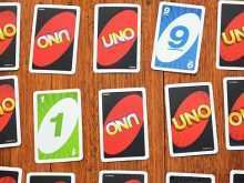 89 Creative Printable Uno Card Template in Word with Printable Uno Card Template