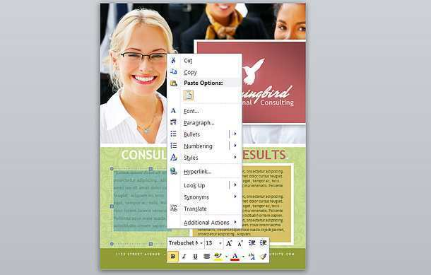 89 Customize Business Flyer Templates Word For Free for Business Flyer Templates Word