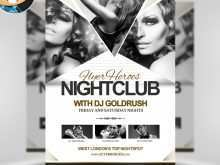 89 Customize Club Flyer Templates Photoshop Now for Club Flyer Templates Photoshop