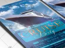89 Customize Our Free Boat Cruise Flyer Template Maker with Boat Cruise Flyer Template