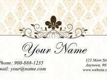 89 Free Name Card Template For Wedding Maker with Name Card Template For Wedding