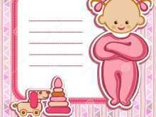 89 How To Create Birthday Card Template Girl in Word by Birthday Card Template Girl