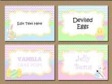 89 How To Create Easter Card Template Word in Word with Easter Card Template Word