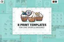 89 Online Bakery Flyer Templates Free Formating with Bakery Flyer Templates Free