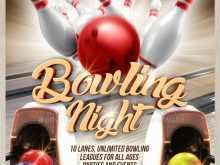89 Printable Bowling Flyer Template Free Photo by Bowling Flyer Template Free