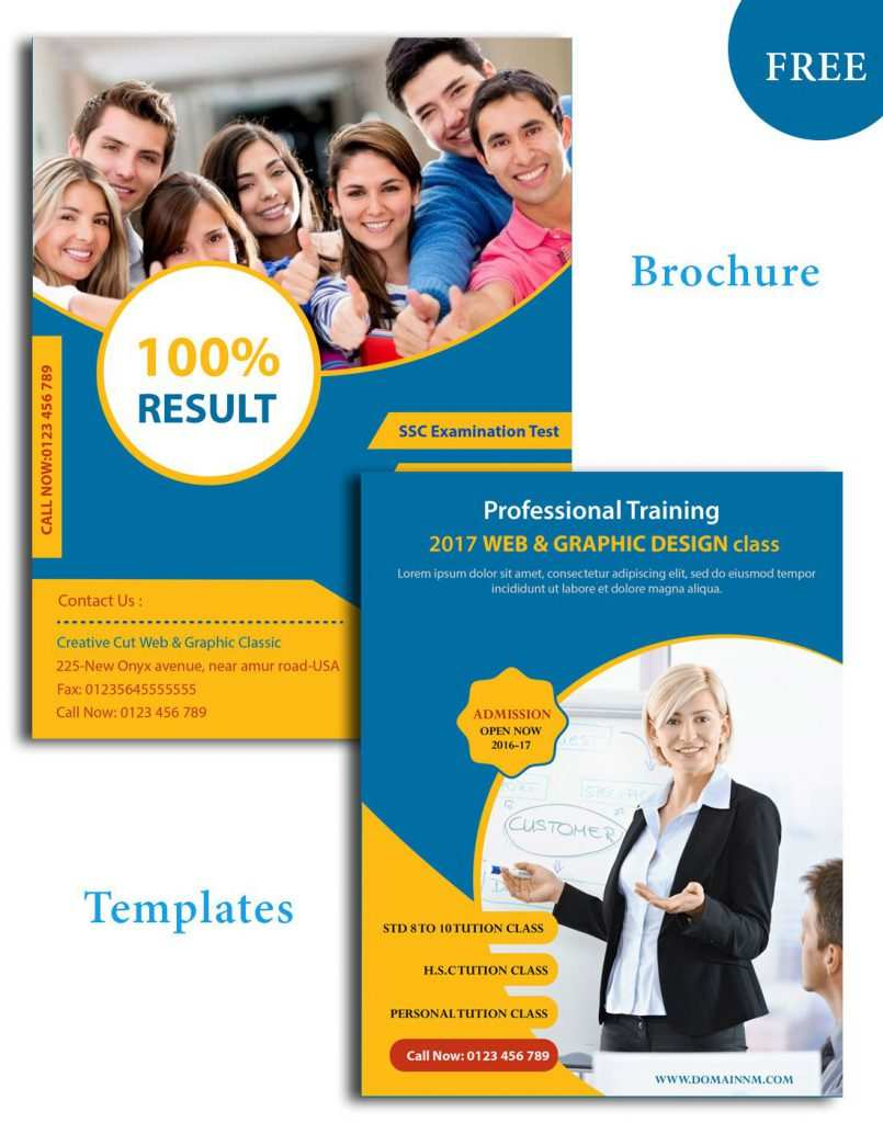 89 Printable Education Flyer Templates For Free by Education Flyer Templates