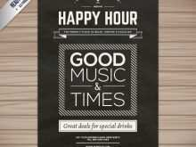 89 Report Happy Hour Flyer Template Free Download with Happy Hour Flyer Template Free