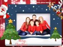 89 The Best Christmas Card Template A4 Layouts for Christmas Card Template A4