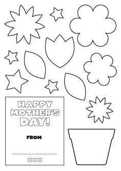 89 The Best Mother S Day Card Templates To Print With Stunning Design for Mother S Day Card Templates To Print