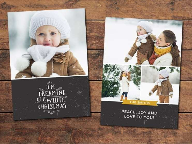 89 Visiting Christmas Card Template Lightroom Maker for Christmas Card Template Lightroom