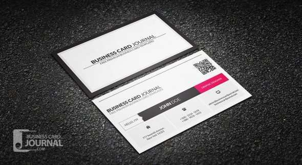 90 Blank Business Card Templates With Qr Code Now by Business Card Templates With Qr Code