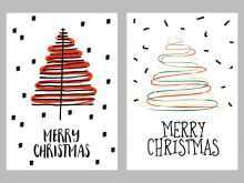 90 Blank Christmas Card Templates Editable for Ms Word by Christmas Card Templates Editable
