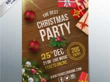 90 Blank Christmas Flyer Templates Download for Christmas Flyer Templates