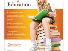90 Blank Education Flyer Templates Now for Education Flyer Templates