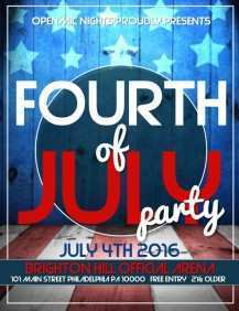 90 Blank Fourth Of July Flyer Template Free Formating by Fourth Of July Flyer Template Free