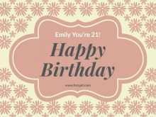 90 Create Birthday Card Templates Photo for Birthday Card Templates Photo