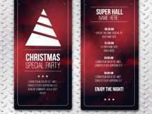 90 Create Christmas Party Flyer Template Free for Ms Word with Christmas Party Flyer Template Free
