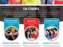 90 Create Education Flyer Templates Maker with Education Flyer Templates
