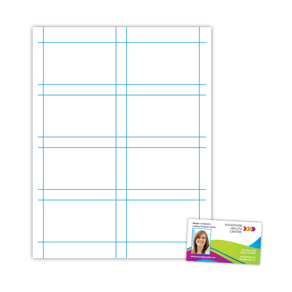 90 Creating Blank Business Card Template Illustrator Free Maker by Blank Business Card Template Illustrator Free