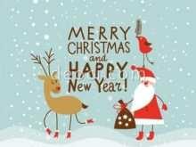 90 Creating Christmas Card Template Illustrator Photo by Christmas Card Template Illustrator