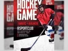 90 Creating Free Hockey Flyer Template Layouts with Free Hockey Flyer Template