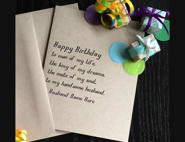 90 Customize Birthday Card Template Husband Now by Birthday Card Template Husband