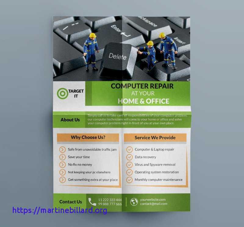 90 Customize Computer Repair Flyer Word Template Now by Computer Repair Flyer Word Template