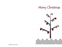 90 Customize Our Free Christmas Card Template To Colour Templates by Christmas Card Template To Colour