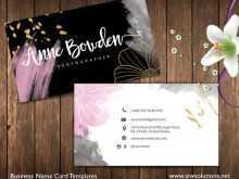 90 Customize Our Free Cute Business Card Template Word With Stunning Design for Cute Business Card Template Word