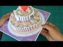 90 Customize Our Free Pop Up Birthday Card Tutorial Youtube With Stunning Design with Pop Up Birthday Card Tutorial Youtube