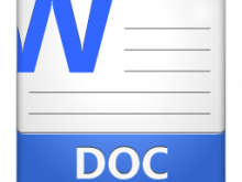 Tax Invoice Template Docx