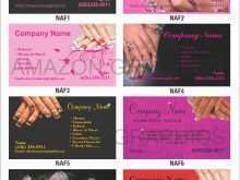 90 Free Name Card Template Nails Maker for Name Card Template Nails