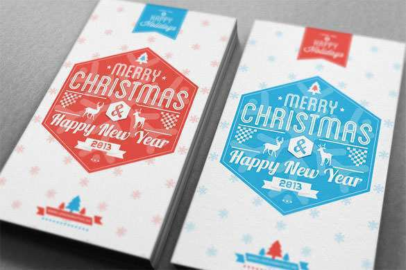 90 How To Create Photo Christmas Card Template Illustrator Download by Photo Christmas Card Template Illustrator
