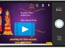 90 Invitation Card Template Video in Word with Invitation Card Template Video