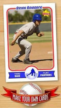 90 Online Baseball Birthday Card Template For Free by Baseball Birthday Card Template