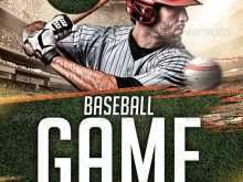 90 Printable Baseball Flyer Template Free Photo by Baseball Flyer Template Free