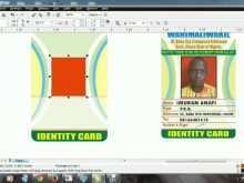 90 Printable Id Card Template Coreldraw Maker with Id Card Template Coreldraw