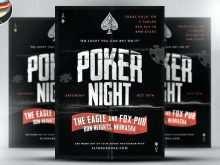 90 Standard Casino Night Flyer Blank Template Download with Casino Night Flyer Blank Template