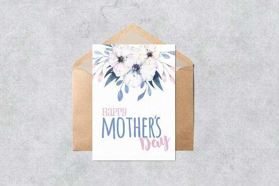 90 Visiting Mothers Day Card Templates Pdf PSD File with Mothers Day Card Templates Pdf
