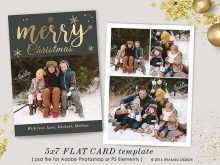 91 Adding 3 Photo Christmas Card Template For Free by 3 Photo Christmas Card Template