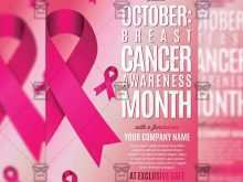 91 Best Breast Cancer Awareness Flyer Template Free Now for Breast Cancer Awareness Flyer Template Free
