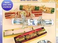91 Best Christmas Cracker Card Template Photo with Christmas Cracker Card Template